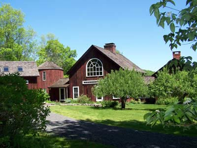 Klemm real estate new classics litchfield county ct for Barn homes for sale in ct